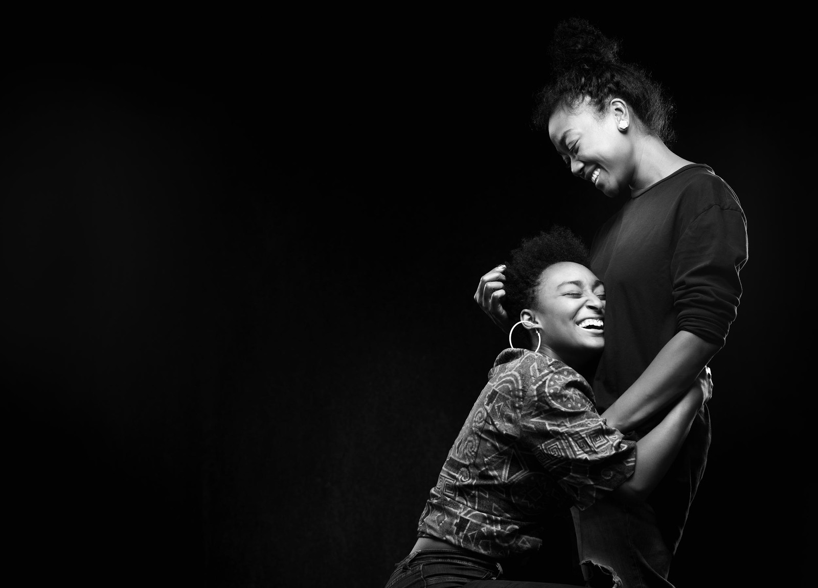 chicago lesbian engagement session