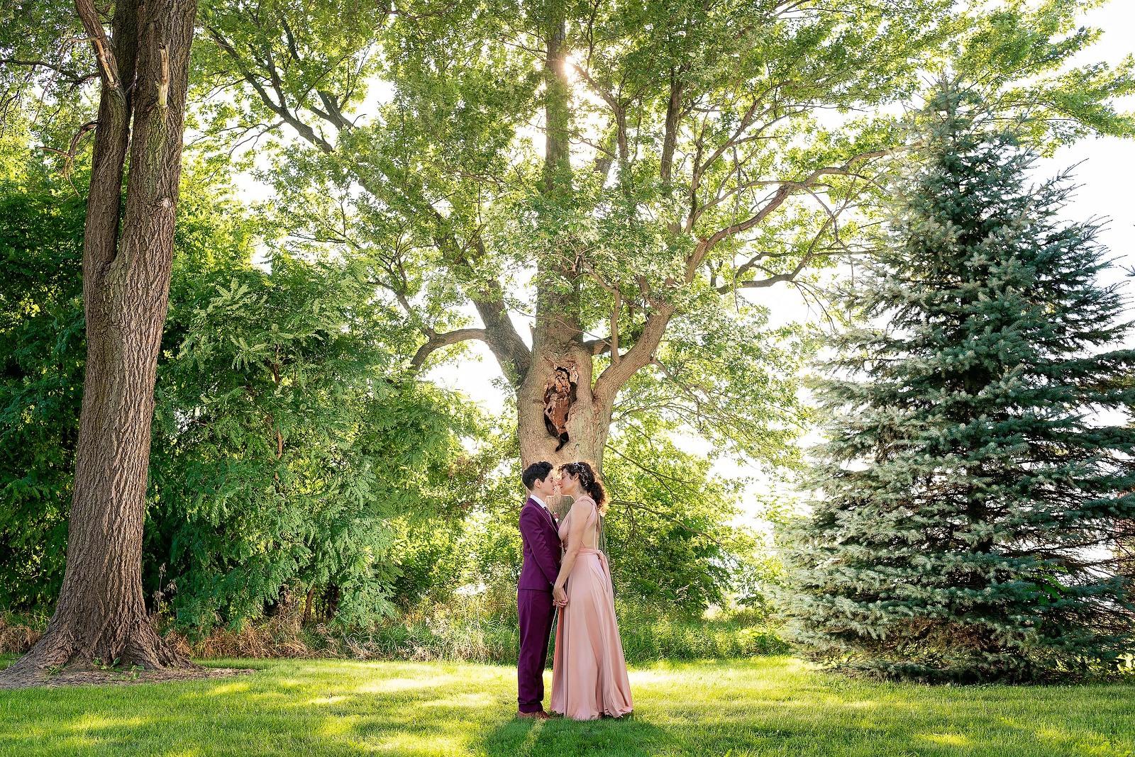chicago lesbian wedding