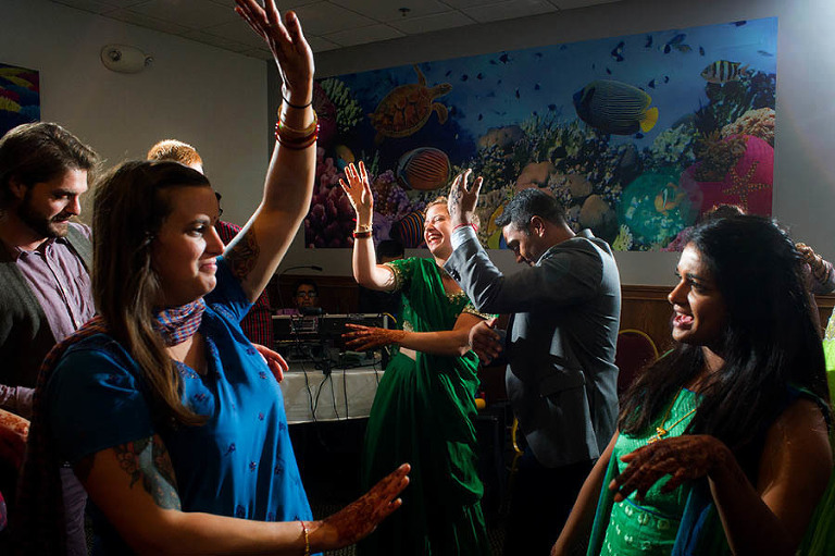 Chicago Indian wedding photography by Candice C. Cusic