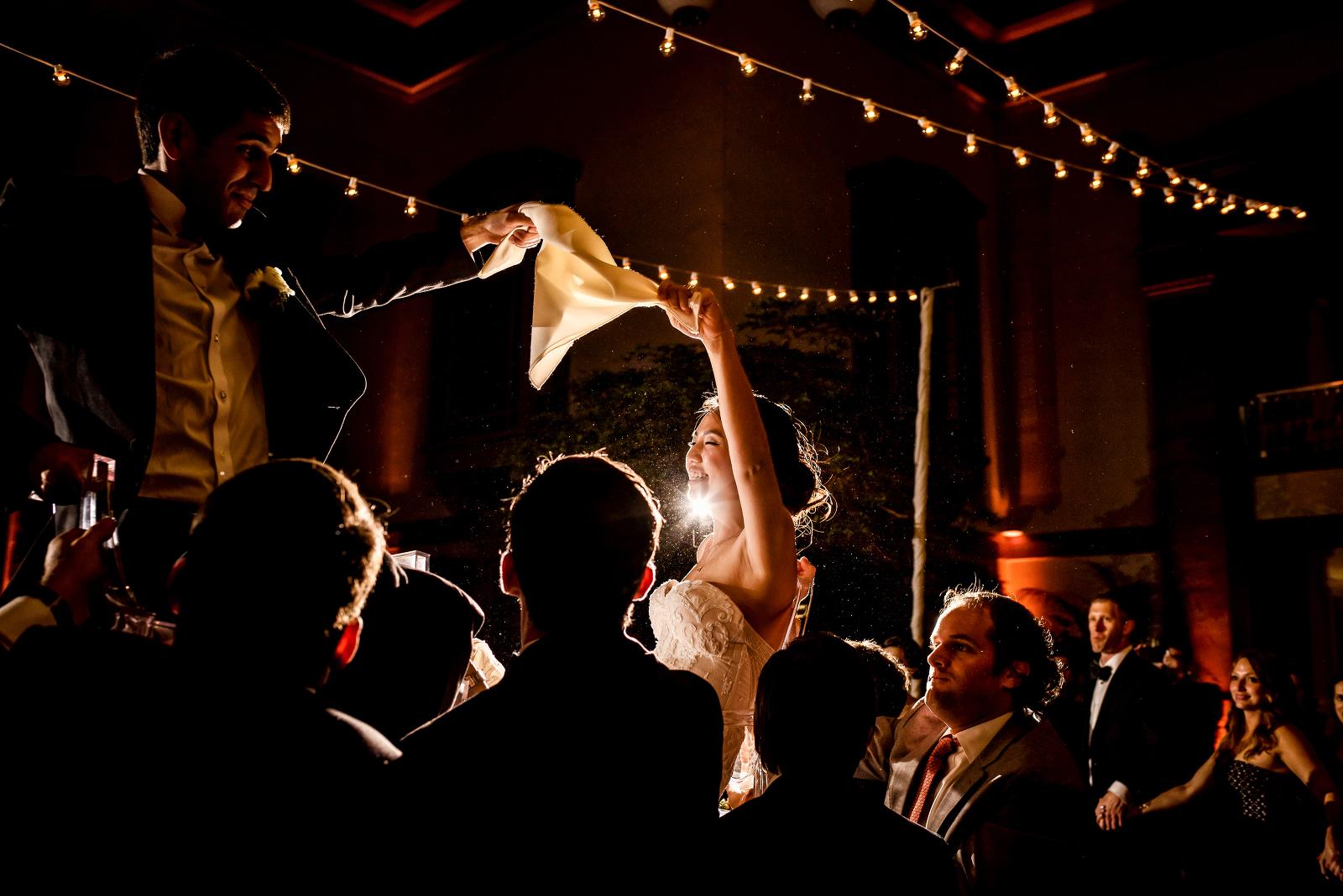 Harold Washington Library Chicago Jewish Wedding photographer