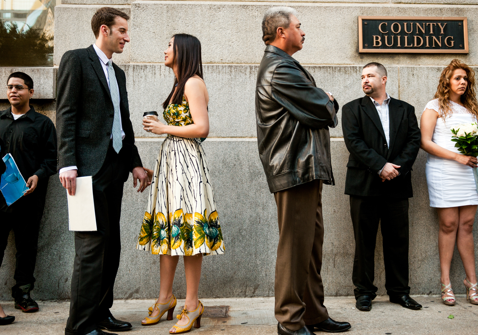 chicago courthouse wedding
