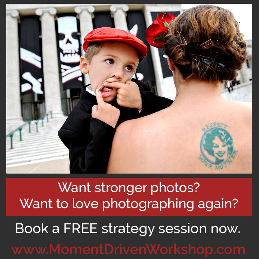 Chicago wedding photography workshop by Candice Cusic