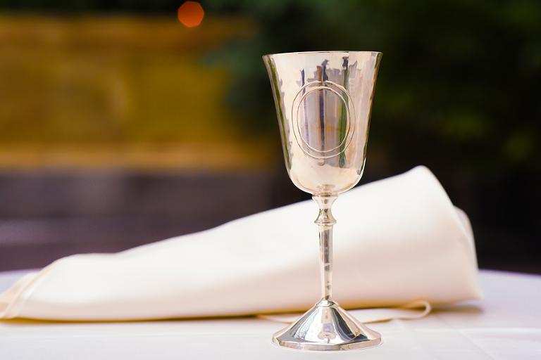 Jewish ceremony wedding photography by Candice C. Cusic