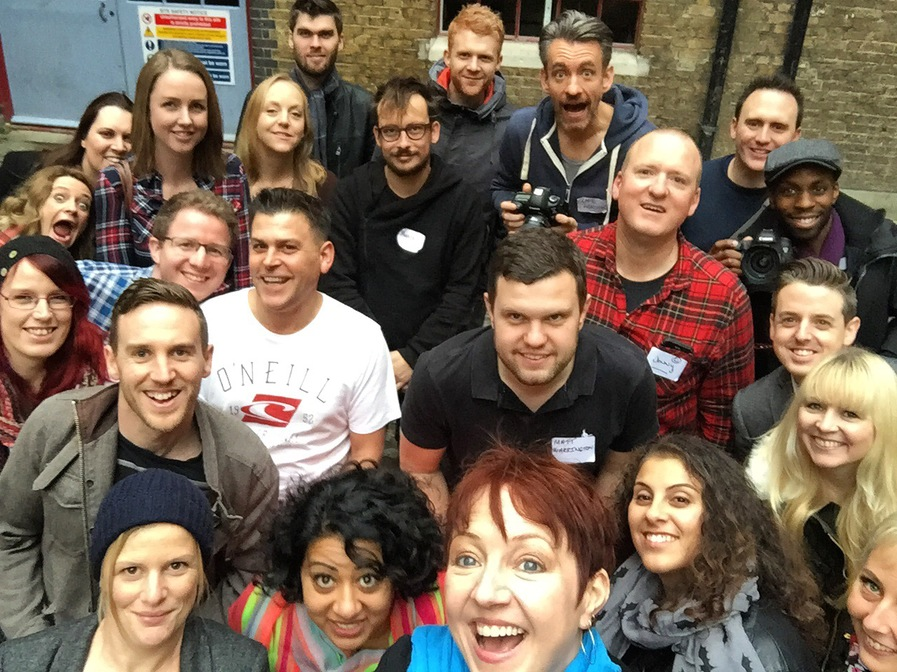 Moment-Driven Workshop London