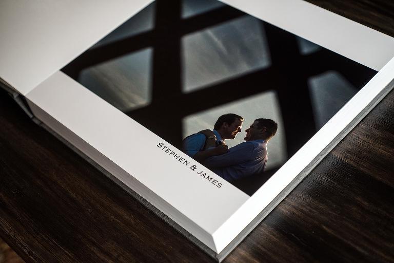 Wedding Album by Chicago photographer Candice C. Cusic