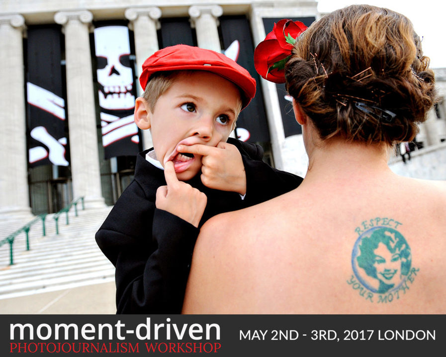 Moment Driven Photojournalism Workshop