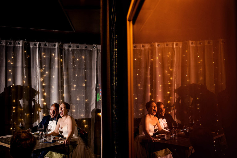 Nico Osteria wedding photography Chicago