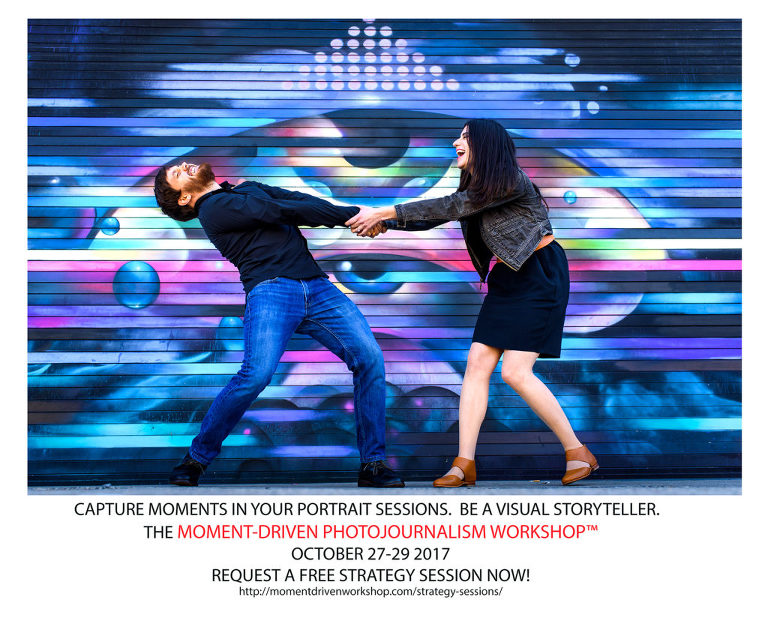 Moment-Driven Photojournalism Workshop by Candice C. Cusic
