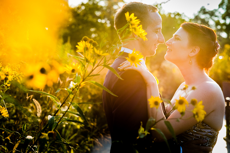Lincoln Park wedding photo by Candice Cusic