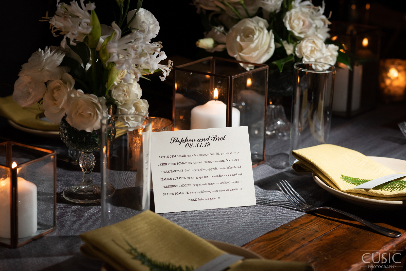 Chicago gay weddings by Candice Cusic